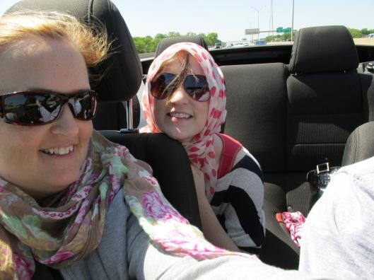 Mom & E selfie