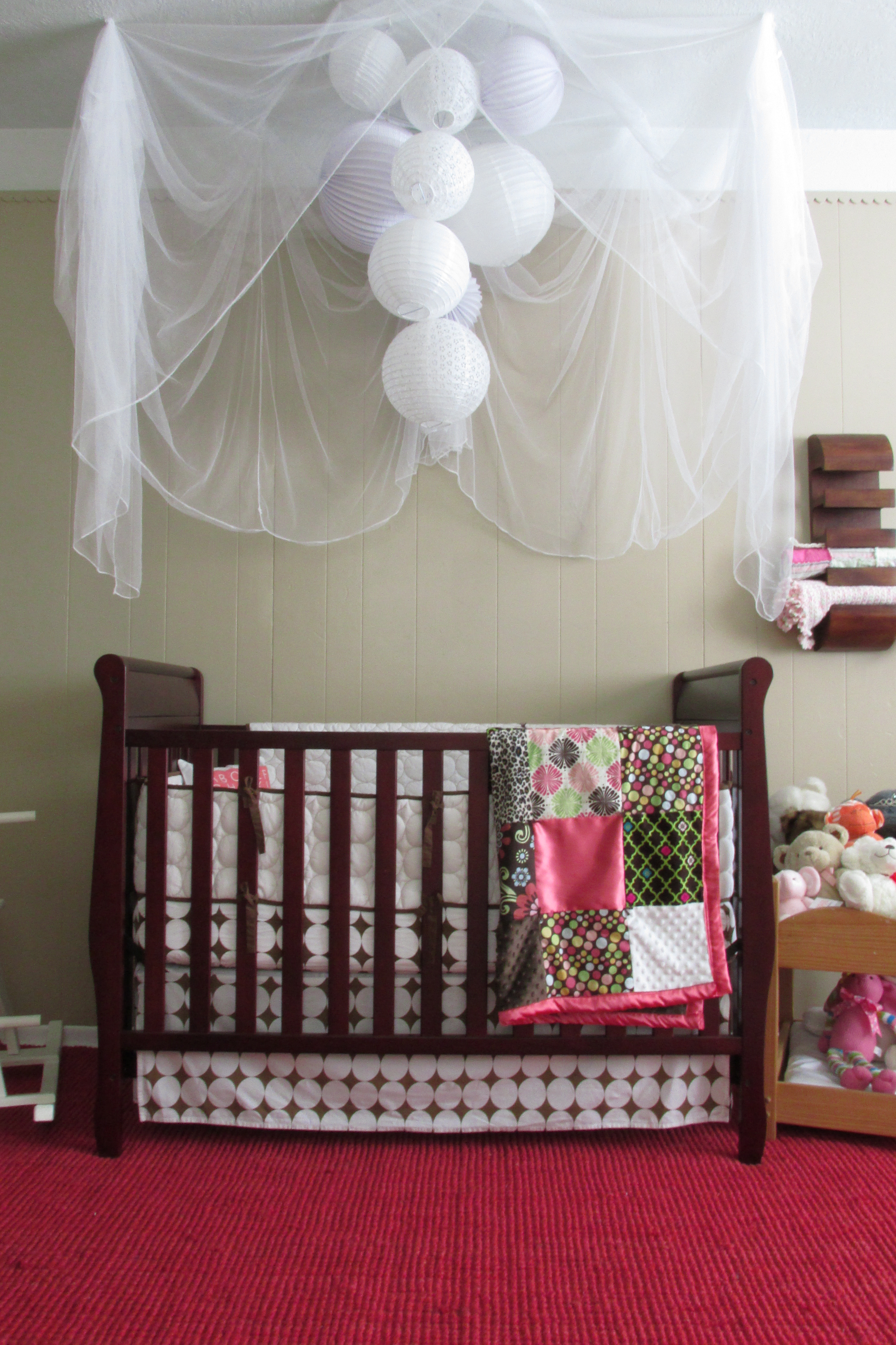 May 2014 thatshowi blog roll for Canopy over crib